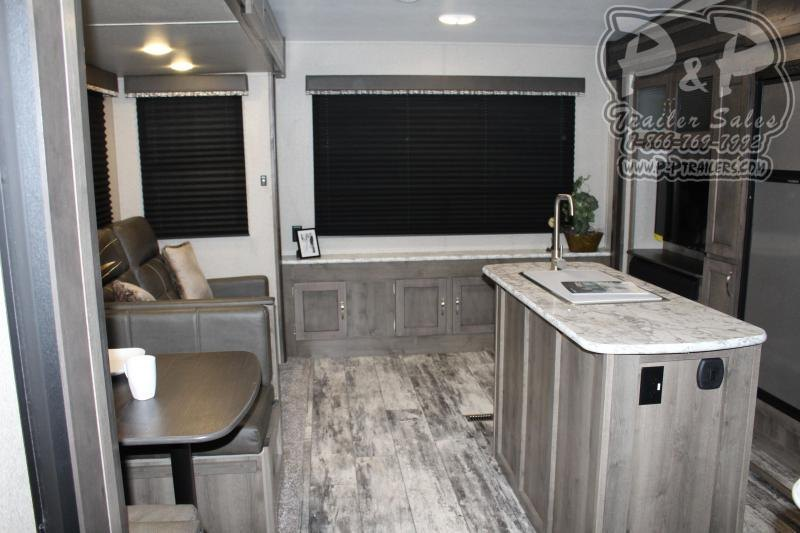 "2020 Keystone Sprinter Campfire 31FWMB 35' 11"" ft Fifth Wheel Campers RV"