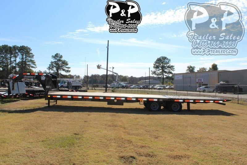 2020 Diamond C Trailers FMAX212 35' x 102 35 ft Flatbed Trailer