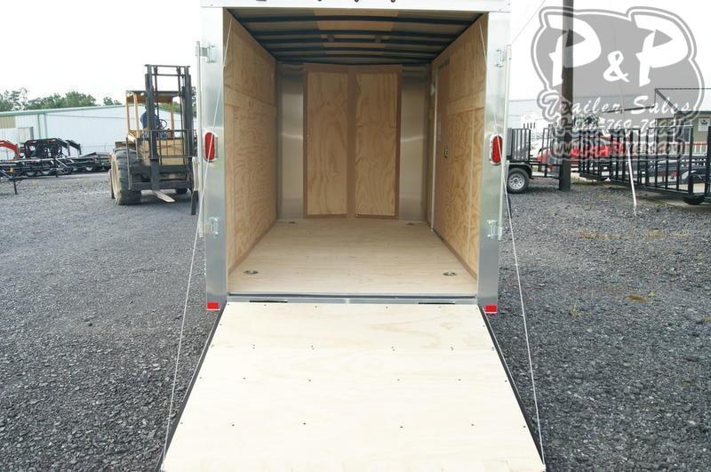 2020 Carry-On 7X14 CGRBN 3K 14 ft Enclosed Cargo Trailer