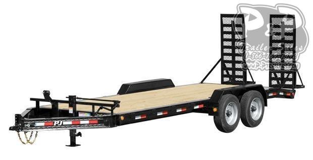 2020 PJ Trailers 8 Pro-Beam Equipment (H4) Equipment Trailer