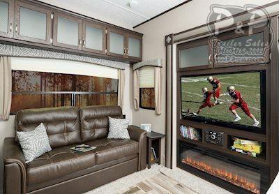 2020 Keystone Other Residence 40FKSS 40.17 ft Destination Trailer RV