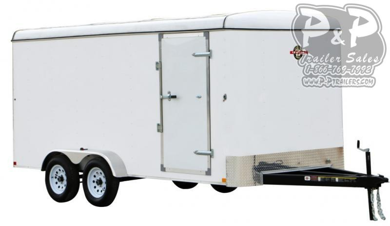 2020 Carry-On 7X12CGEC Enclosed Cargo Trailer