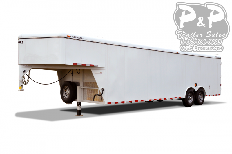 2019 CM Cargo Metro Enclosed Cargo Trailer
