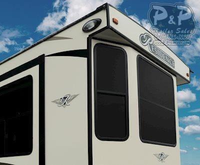 2020 Keystone Other (Not Listed) Residence 401LOFT DESTINATION TRAILER 40.67 ft Travel Trailer RV