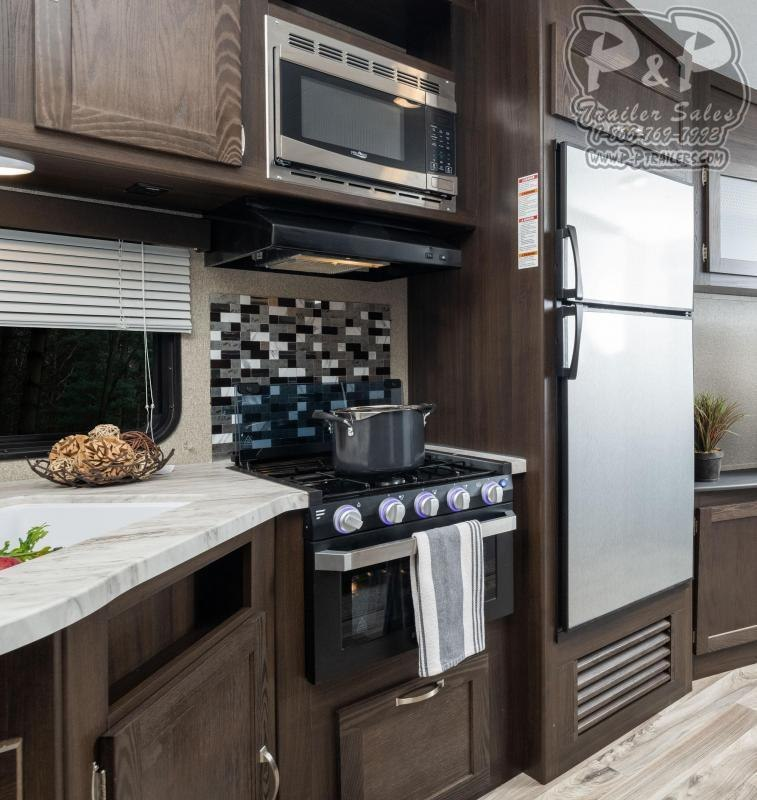 2020 Keystone RV Springdale 300FWBH 34.83 ft Fifth Wheel Campers RV