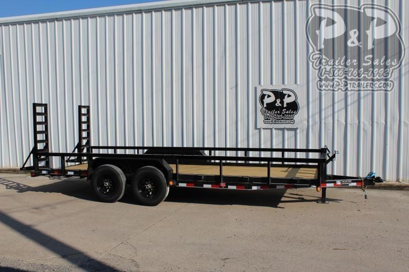 2020 PJ Trailers PJTA20x83HDFURTT 20 ft Utility Trailer