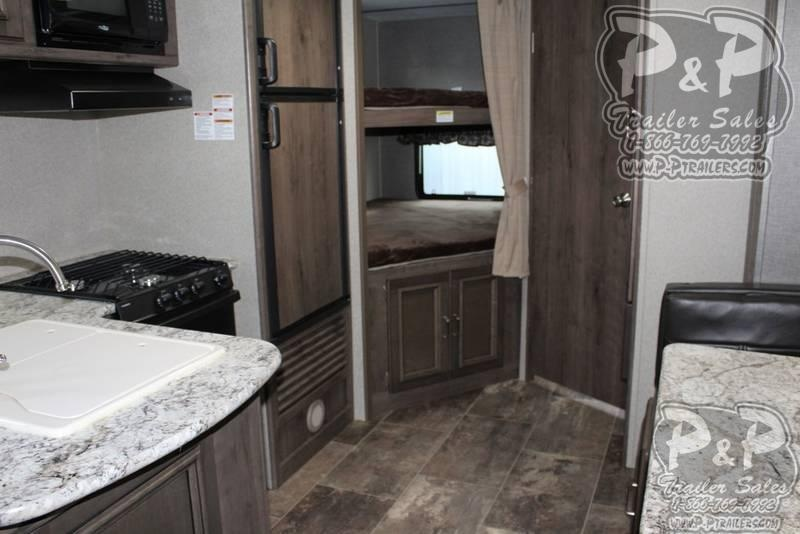 2020 Keystone Passport Grand Touring 2400BH 27.83 ft Travel Trailer RV