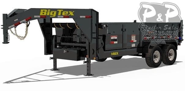2020 Big Tex Trailers 14GX-14 Dump Trailer