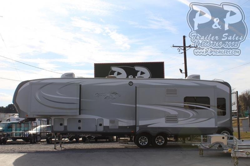 2015 Open Range Other 349RLS 36 ft Fifth Wheel Campers RV