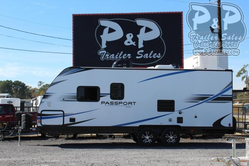 2020 Keystone Passport 239ML 25.42 ft Travel Trailer RV