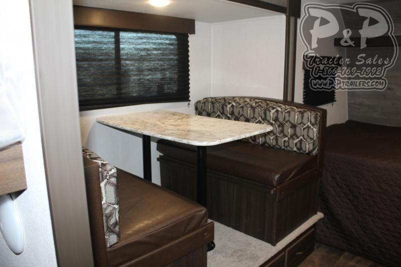 2020 Keystone Springdale Mini 1760BH 21.42 ft Travel Trailer RV