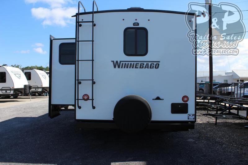 "2020 Winnebago Minnie 2202RBS 27' 1"" ft Travel Trailer RV"