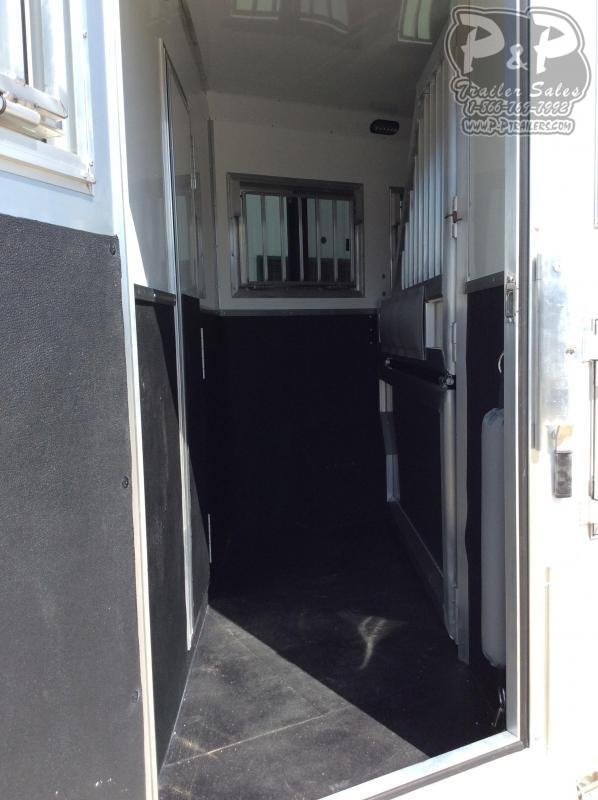2019 SMC Horse Trailers SL8413SSR 4 Horse Slant Load Trailer 13 FT LQ With Slides