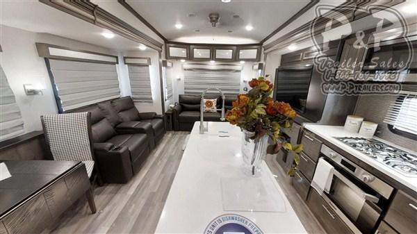 2019 Forest River Cardinal 3350RLX 35.17' Fifth Wheel Campers RV LQ