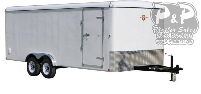 2020 Carry-On 8.5X16CG Enclosed Cargo Trailer