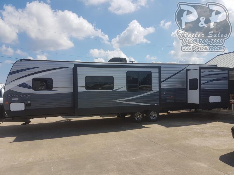 "2020 Springdale Keystone RV 38FQ 38' 11"" ft Travel Trailer RV"