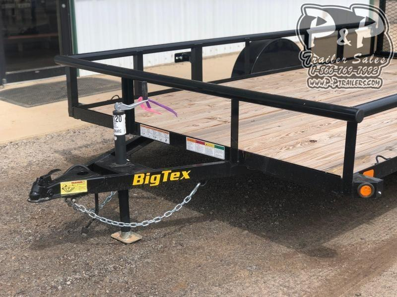2020 Big Tex 35SA-12BK4RG 6'5