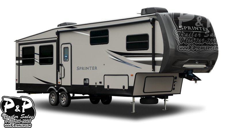 2020 Keystone Sprinter Campfire 27FWML 31.83 ft Fifth Wheel Campers RV
