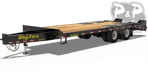 2020 Big Tex Trailers 4XPH-24+5 Equipment Trailer