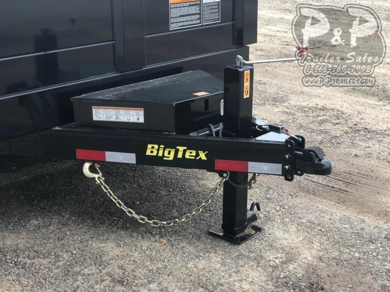 2019 Big Tex Trailers 16LX 14