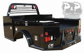 2019 CM TM 9'4/94/60/34 9.4 ft Truck Bed