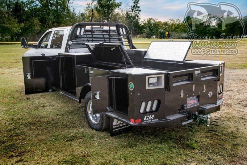 2020 CM TM2 86x97x58 97 in Truck Bed