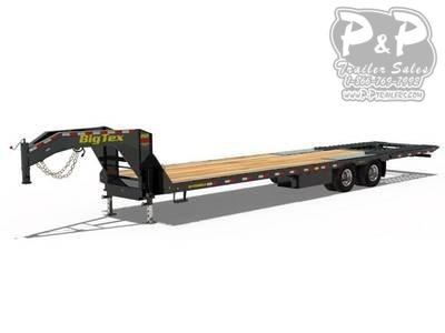 2020 Big Tex Trailers 25GN-HDTS 40'