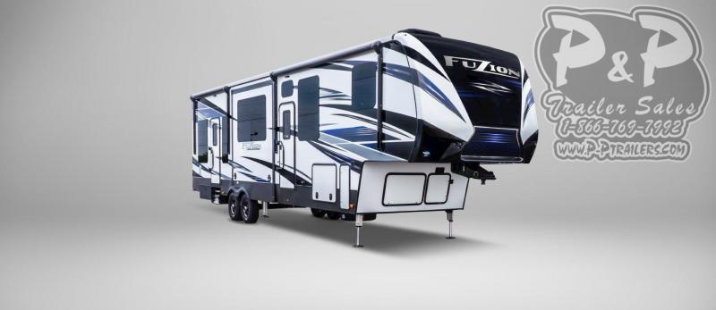 2020 Keystone Fuzion 357 TOY HAULER 39 ft Toy Hauler RV