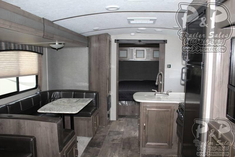 2020 Keystone Passport Elite 29DB 33.75 ft Travel Trailer RV