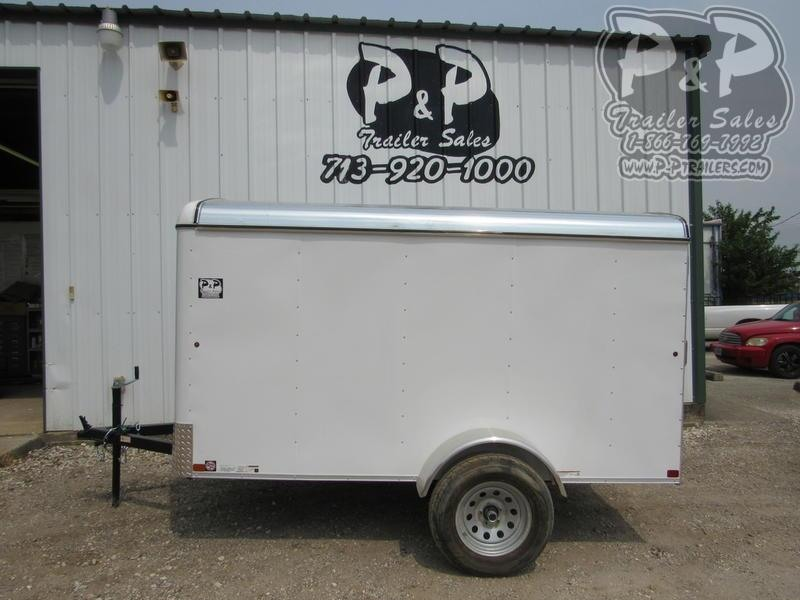 2020 Carry-On 5' x 10' CGR 10 ft Enclosed Cargo Trailer