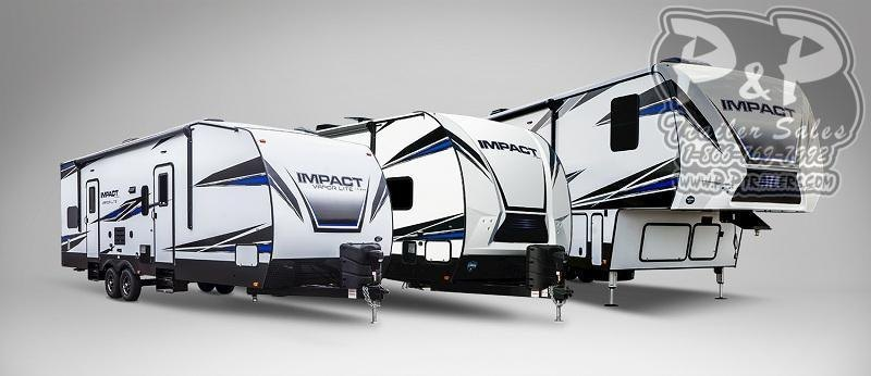 2019 Keystone Impact 359 39 ft Toy Hauler RV