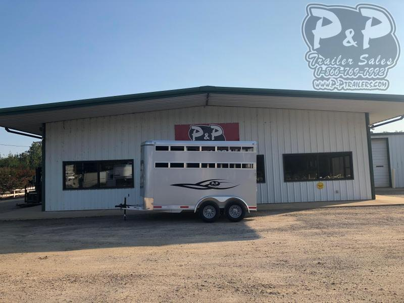 2019 P & P 64136STK-2SL-BP 2H Slant Load