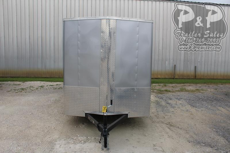 2020 Carry-On 6X12 CGRBN 12 ft Enclosed Cargo Trailer