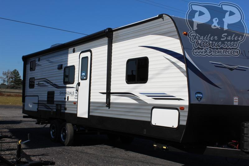 2020 Keystone Springdale 295BH 33.50 ft Travel Trailer RV