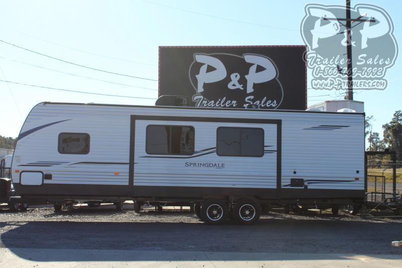"2020 Springdale Other (Not Listed) 21720 33' 6"" ft Travel Trailer RV"