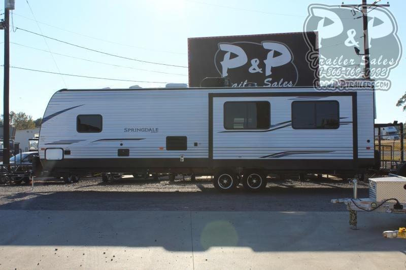 2020 Keystone RV Springdale 311RE 35.58 ft Travel Trailer RV