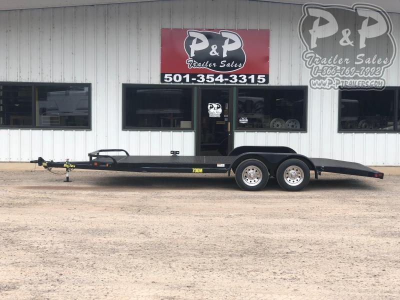 2020 Big Tex Trailers 70DM 20 20 ft Car / Racing Trailer