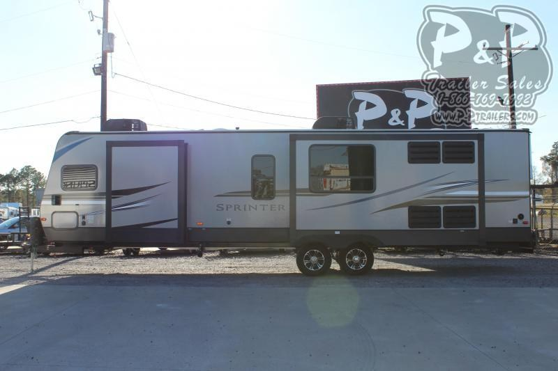 2020 Keystone Sprinter Limited 320MLS 36.58 ft Travel Trailer RV