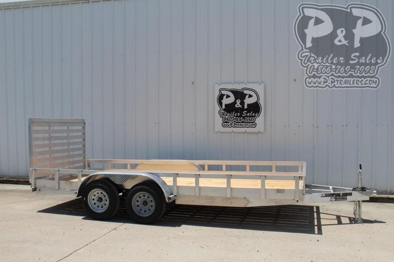 2020 Carry-On 6X16AGW7K 16 ft Utility Trailer