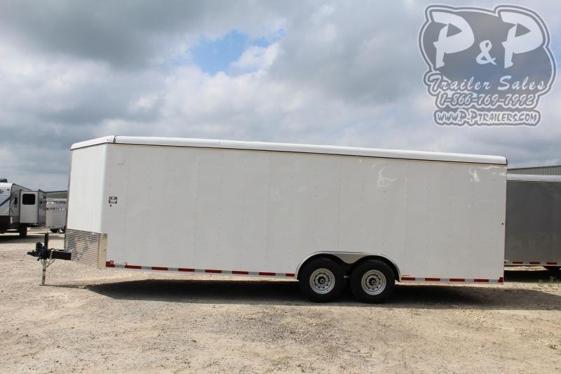 2020 Carry-On 8.5X24CGR 24 ft Enclosed Cargo Trailer