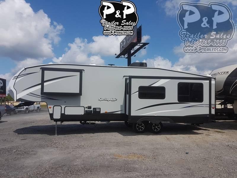 2020 Keystone Springdale 302FWRK 34.70 ft Fifth Wheel Campers RV