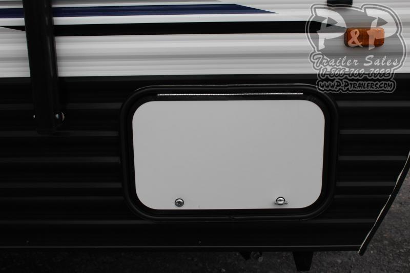 2020 Keystone Springdale MINI 1800BH Single Axle 21.42 ft Travel Trailer RV