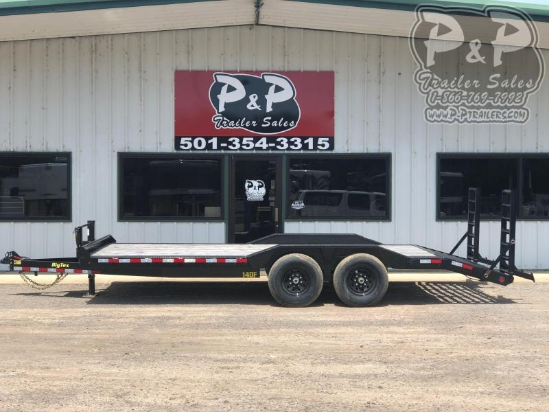 2019 Big Tex Trailers 14DF 20'