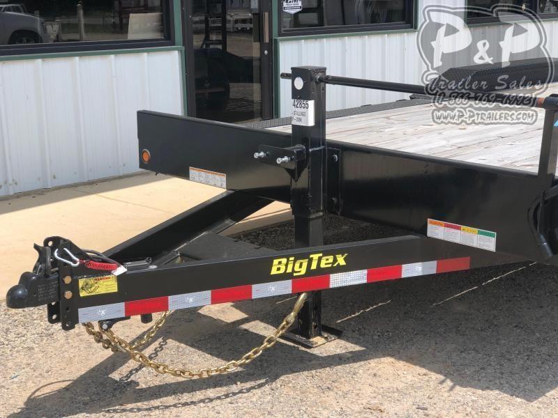 2019 Big Tex Trailers 14DF 20'