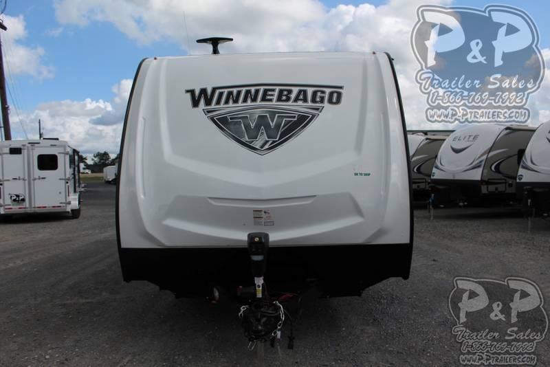 2019 Winnebago Minnie 2500FL 27.92 ft Travel Trailer RV