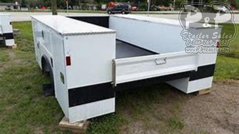 2017 CM Truck Beds CM SERVICE BODY