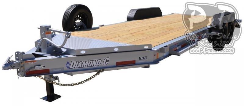 2020 Diamond C Trailers LPX Equipment Trailer