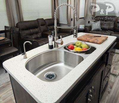 2020 Keystone Other Residence 40LOFT DESTINATION TRAILER 40.67 ft Travel Trailer RV