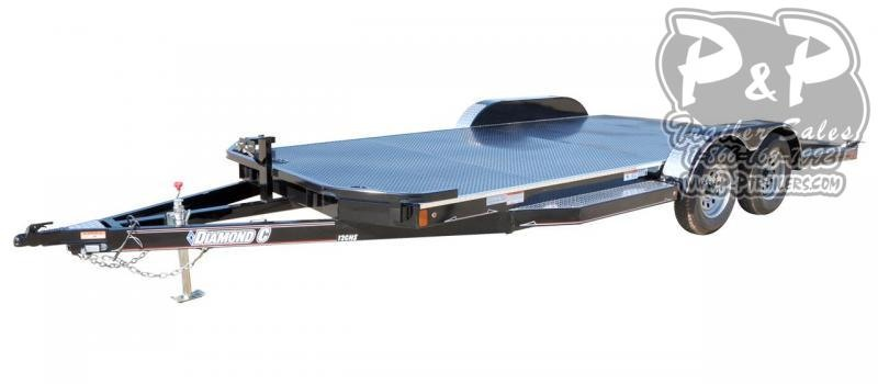 2020 Diamond C Trailers CHS Car / Racing Trailer
