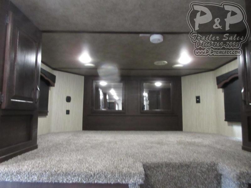 2020 Bison Trailers Ranger 8414RGLRSL 4 Horse Slant Load Trailer 14 FT LQ With Slides w/ Ramps